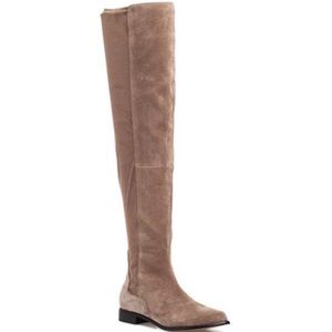 M4D3 Olympia over the knee boots